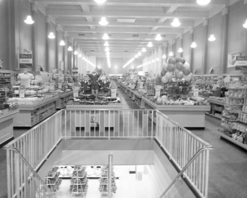 S H Kress Store Exploring Montgomery